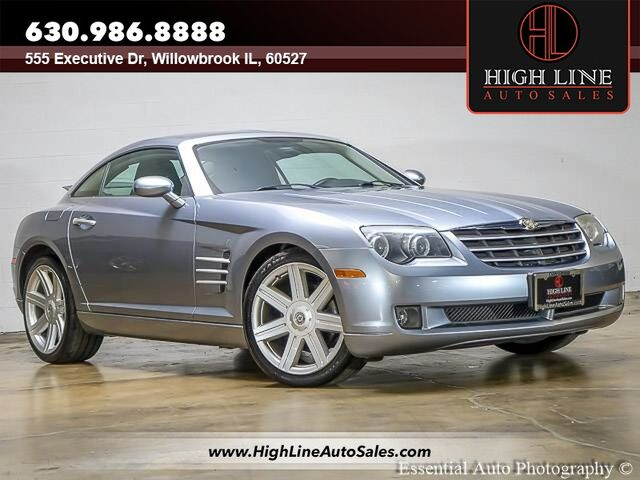 2004 Chrysler Crossfire  Willowbrook IL