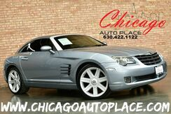 2004_Chrysler_Crossfire_2D Coupe - 3.2L V6 ENGINE GRAY LEATHER SPORT SEATS HEATED SEATS PREMIUM ALLOY WHEELS_ Bensenville IL