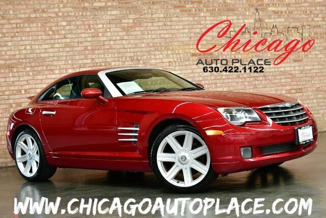 Chrysler user manuals transmission user manuals array 2004 chrysler crossfire coupe clean carfax 3 2l v6 engine 6 speed rh chicagoautoplace fandeluxe Gallery