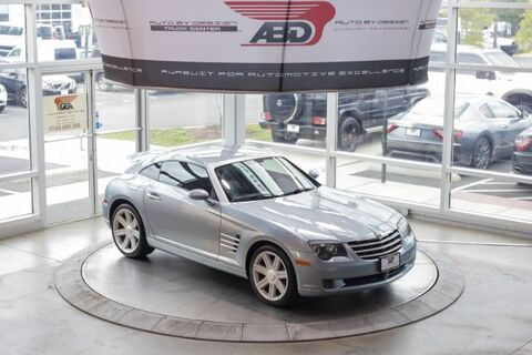 2004_Chrysler_Crossfire_Coupe_ Chantilly VA