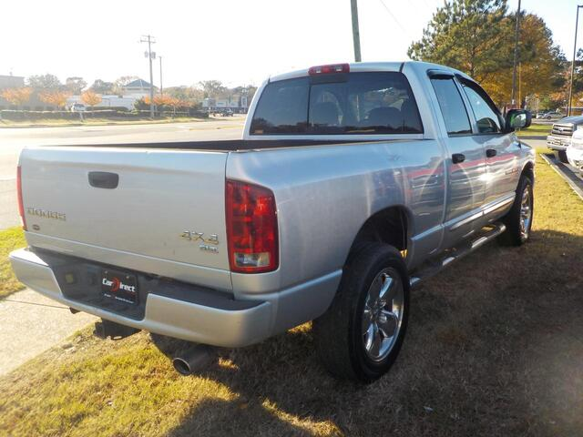 2004 DODGE 1500 SLT 4X4, BUY BACK GUARANTEE AND WARRANTY, CD PLAYER, BED LINER, TOW PKG, SUPER CLEAN, LOW PRICE! Virginia Beach VA