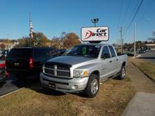 2004_DODGE_1500_SLT 4X4, BUY BACK GUARANTEE AND WARRANTY, CD PLAYER, BED LINER, TOW PKG, SUPER CLEAN, LOW PRICE!_ Virginia Beach VA