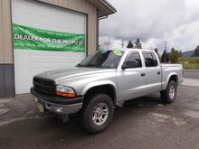 2004_Dodge_Dakota_Sport Quad Cab 4WD_ Spokane Valley WA
