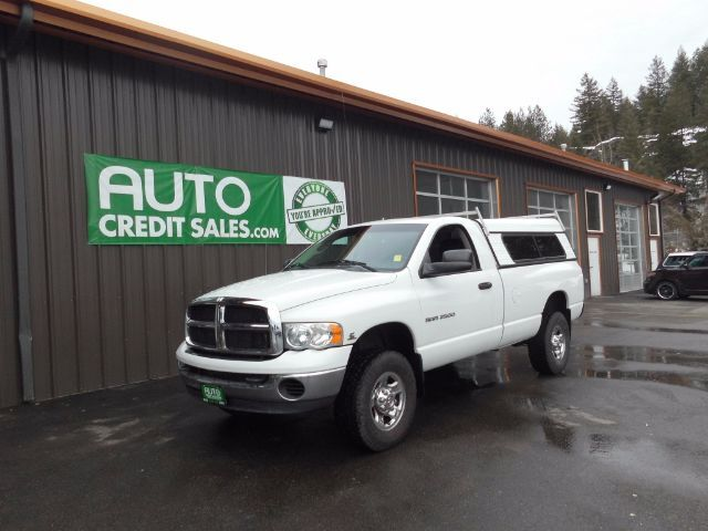 2004 Dodge Ram 2500 SLT 4WD Spokane Valley WA