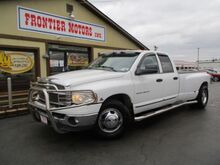 2004_Dodge_Ram 3500_Laramie Quad Cab Long Bed 2WD DRW_ Middletown OH