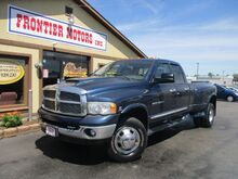 2004_Dodge_Ram 3500_Laramie Quad Cab Long Bed 4WD DRW_ Middletown OH