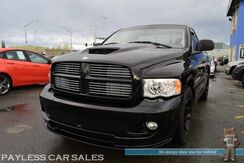 2004_Dodge_Ram SRT-10_/ 8.3L V10 / 500HP / 525 LB-FT Torque / 6-Spd Manual / Single Cab / Power Suede Sport Seats / Infinity Speakrs & Subwoofers / Power Mirrors Windows & Locks / Cruise Control / Bed Liner / Only 41K Miles_ Anchorage AK