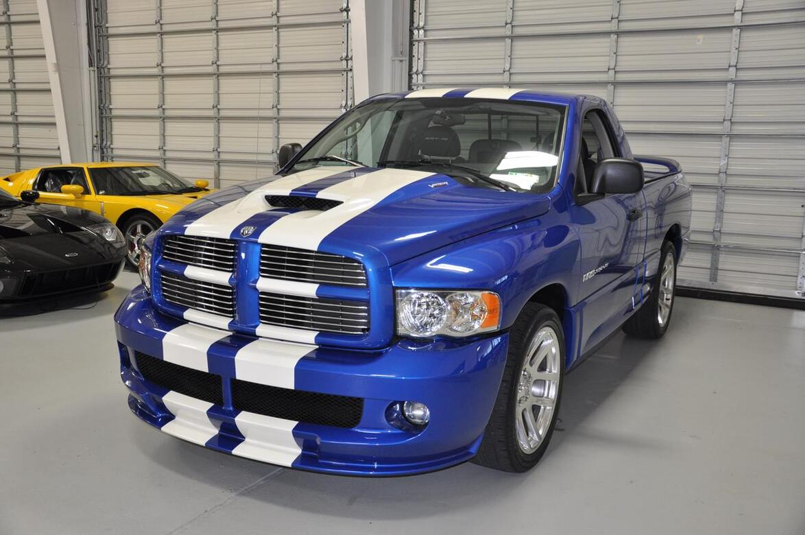 2004 dodge ram srt 10 srt 10 tx 17782600. Black Bedroom Furniture Sets. Home Design Ideas
