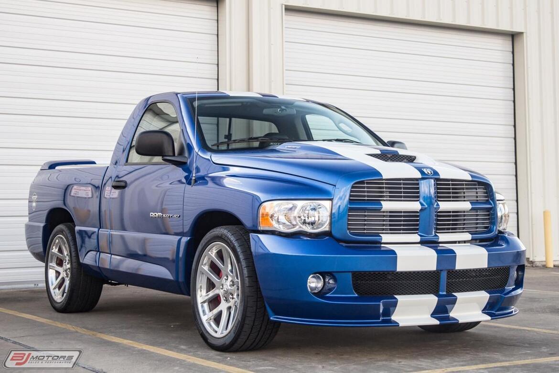 2004 Dodge VCA Ram 1 of 50 Ram 1500 Build # Same as Richard Petty Race Car Tomball TX
