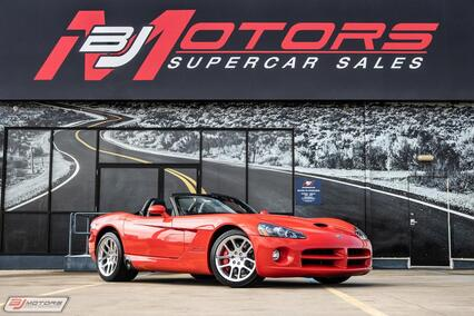 2004 Dodge Viper SRT-10 Tomball TX