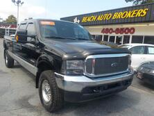 FORD F-250 LARIAT SUPER DUTY 6.0L TURBO DIESEL 4X4, BULLETPROOFED,CERTIFIED W/ WARRANTY , LONG BED, LEATHER!!! 2004