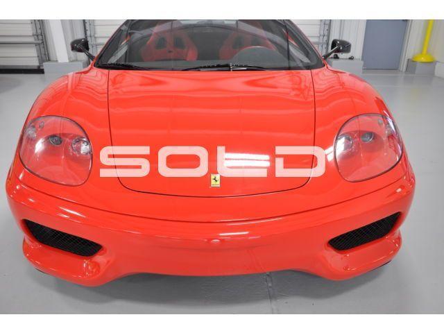 2004 Ferrari Challenge Stradale  Tomball TX