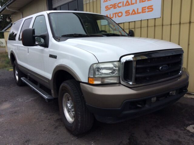 2004 Ford Excursion Eddie Bauer 6.0L Diesel 4x4 Spokane WA