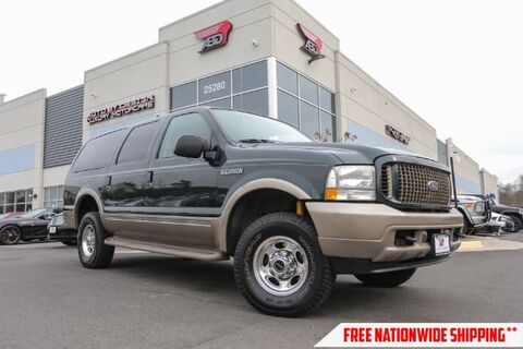 2004_Ford_Excursion_Eddie Bauer 6.8L 4WD_ Chantilly VA