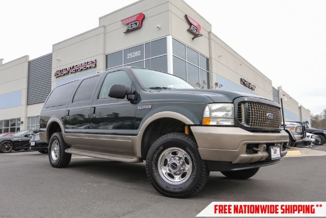 2004 Ford Excursion Eddie Bauer 6.8L 4WD Chantilly VA