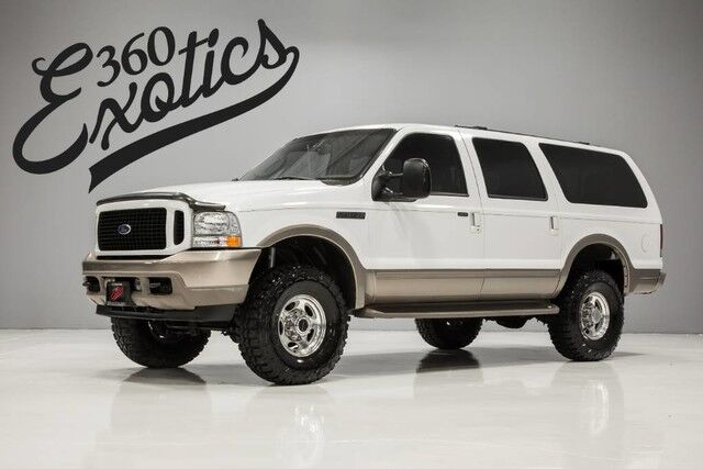 2004_Ford_Excursion_Eddie Bauer_ Austin TX