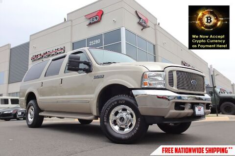 2004_Ford_Excursion_Limited 6.8L 4WD_ Chantilly VA