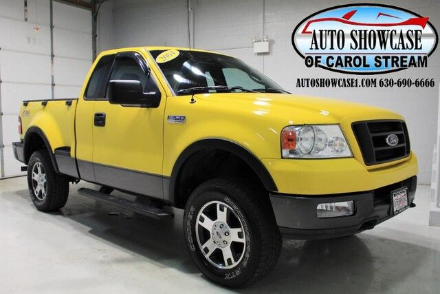 2004 Ford F-150 Flareside FX4 Off Road Carol Stream IL