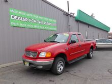 2004_Ford_F-150 Heritage_XLT SuperCab 4WD_ Spokane Valley WA
