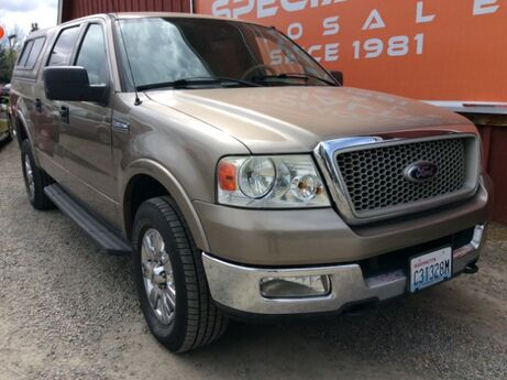2004 Ford F-150 Lariat SuperCrew 4WD Spokane WA