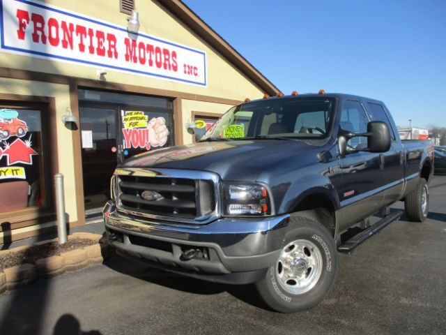 2004 Ford F-350 SD Lariat Crew Cab 4WD Middletown OH