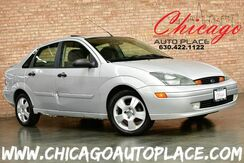 2004_Ford_Focus_ZTS - 2.3L I4 ENGINE FRONT WHEEL DRIVE GRAY CLOTH INTERIOR REMOTE START SUNROOF CLIMATE CONTROL PREMIUM ALLOY WHEELS HEATED SEATS_ Bensenville IL
