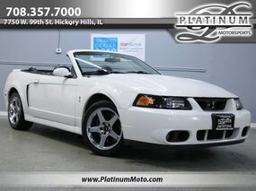 Ford Mustang SVT Cobra 1 of 128 Produced Rare Terminator 2004