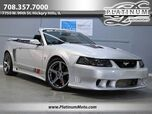 2004 Ford Mustang Saleen Conv #298 Cobra Motor 6 Speed Big Money Invested Loaded