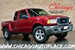 2004_Ford_Ranger_XLT FX4 Off-Road - 4.0L V6 ENGINE 4 WHEEL DRIVE FOG LAMPS CHARCOAL CLOTH INTERIOR PREMIUM ALLOY WHEELS BLACK BEDLINER_ Bensenville IL