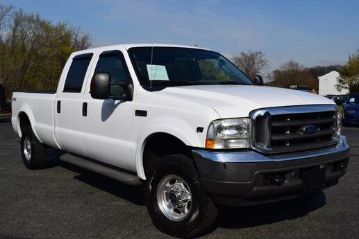 2004 Ford Super Duty F-250 4x4 Lariat Long Bed Easton PA