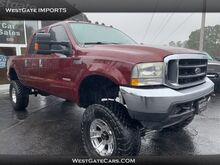 2004_Ford_Super Duty F-250_Lariat_ Raleigh NC