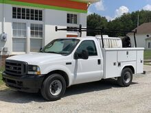 2004_Ford_Super Duty F-250_XL_ Crozier VA