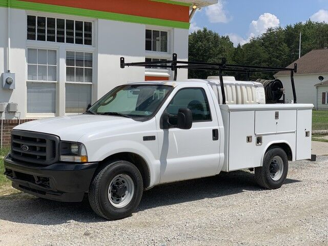2004 Ford Super Duty F-250 XL Crozier VA
