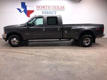 2004_Ford_Super Duty F-350 DRW_FX-4 4x4 XLT Dually Crew 6.0 Diesel Towing Bedliner_ Mansfield TX