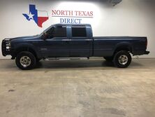 Ford Super Duty F-350 SRW 2004 Lariat 4WD 6.0L Diesel Leather Crew Cab Tow Package 2004