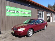 2004_Ford_Taurus_SES Duratec_ Spokane Valley WA
