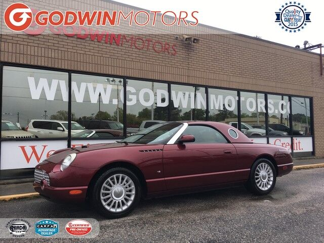 2004 Ford Thunderbird Deluxe Columbia SC