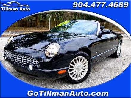 2004_Ford_Thunderbird_Deluxe_ Jacksonville FL