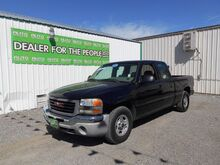 2004_GMC_Sierra 1500_SLE Ext. Cab Short Bed 2WD_ Spokane Valley WA