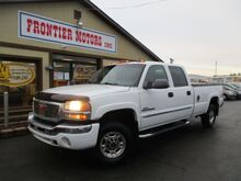 2004_GMC_Sierra 2500HD_SLT Crew Cab Long Bed 4WD_ Middletown OH