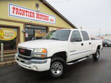 2004_GMC_Sierra 2500HD_SLT Crew Cab Short Bed 2WD_ Middletown OH