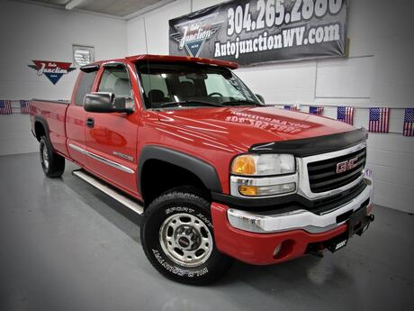 2004 GMC Sierra K2500 HD SLE Grafton WV