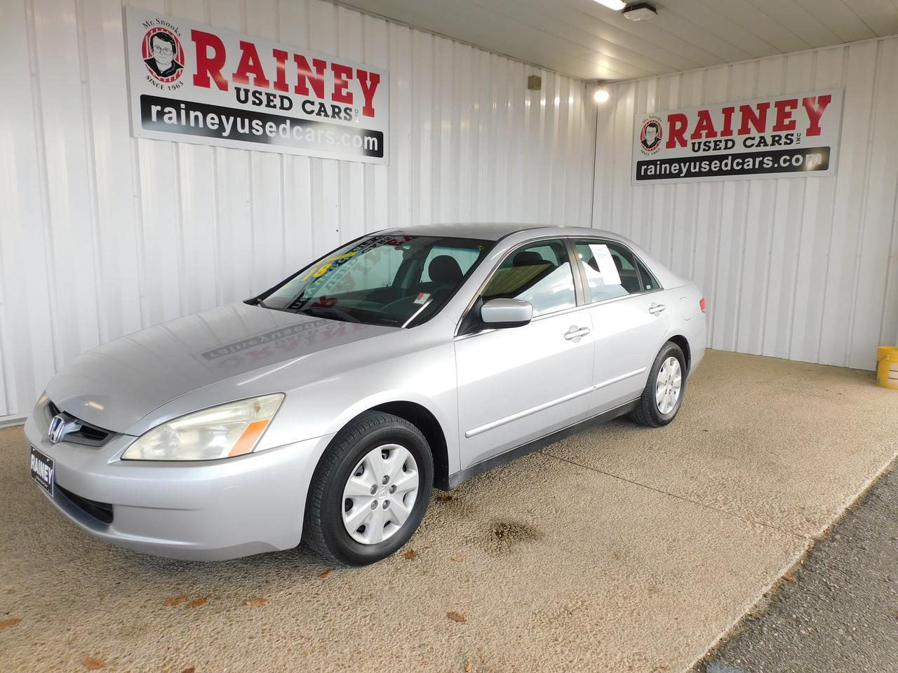 2004 HONDA ACCORD Camilla GA