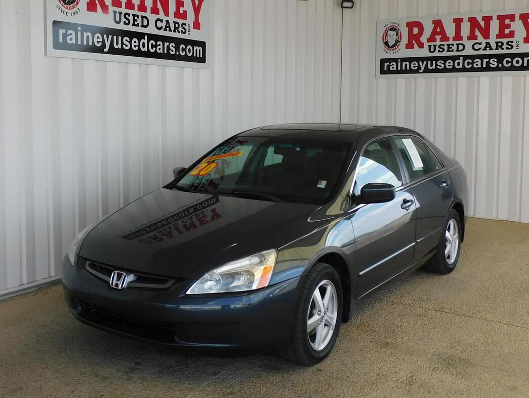 2004_HONDA_ACCORD__ Albany GA