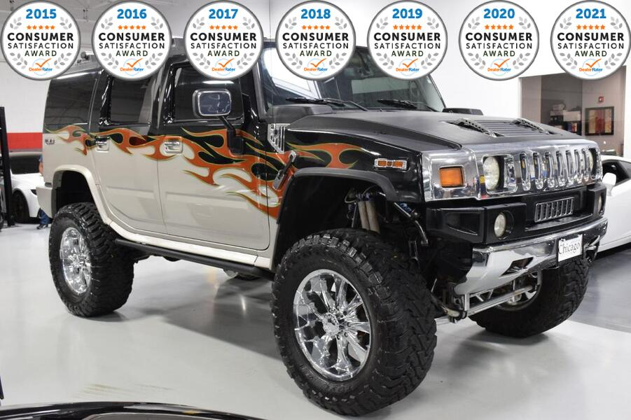 2004_HUMMER_H2__ Glendale Heights IL