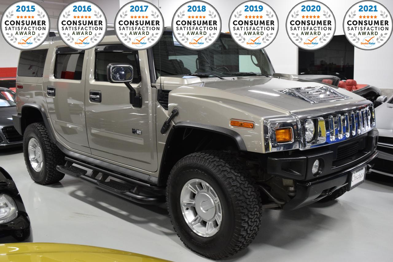 2004 HUMMER H2  Glendale Heights IL