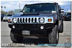 2004_HUMMER_H2_Adventure Edition / 4X4 / Front & Rear Heated Leather Seats / Navigation / Sunroof / Bose Speakers / Air Ride Suspension / Auto Start / Tow Pkg_ Anchorage AK