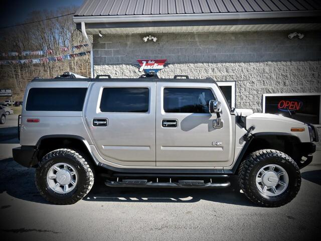 2004 HUMMER H2 Luxury Edition 4X4 4 dr SUV Grafton WV