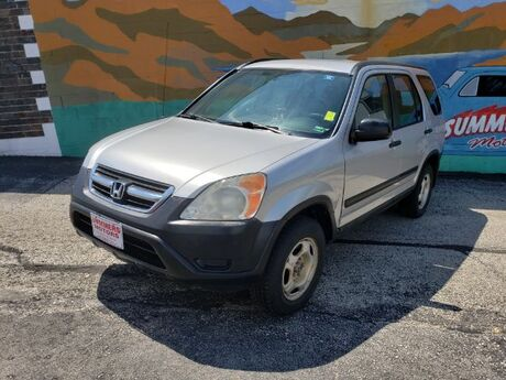 2004 Honda CR-V LX 2WD AT Saint Joseph MO