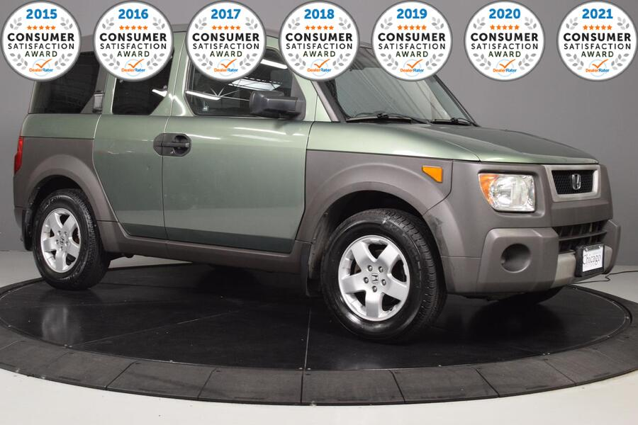 2004_Honda_Element_EX_ Glendale Heights IL